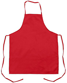No Pocket Bib Apron