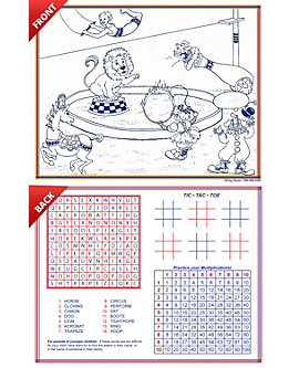 Coloring Sheets Variety Pack, 11 x 14