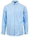 KNG® Mens Long Sleeve Oxford Shirt