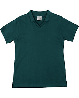 Womens Jersey Knit Sport Shirt