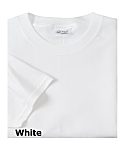White Heavyweight T-Shirt, 6.1oz