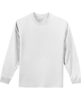 Mens Essential T-Shirt, Long Sleeve
