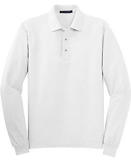 Mens Soft Touch Sport Shirt, Long Sleeve