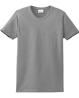 Womens Heavyweight T-Shirt, 6.1oz