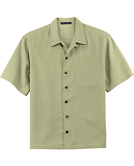 Mens Camp Shirt