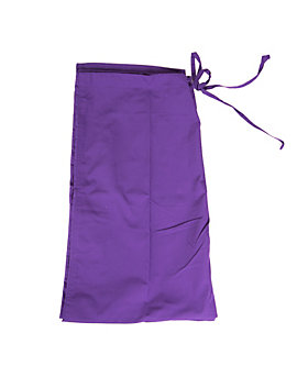 Purple Unisex Scrub Pants, Clearance
