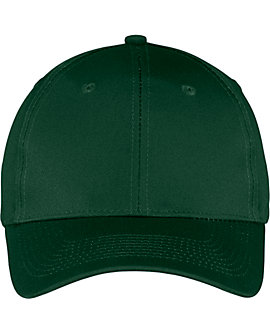 Fashion Cap With Curved Bill
