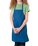 Color Childrens Bib Apron, Medium