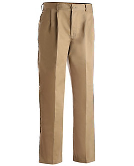 Men's Pleated Utility Pants, Clearance