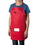 Adjustable Bib Apron, 27 inch Rounded Corners