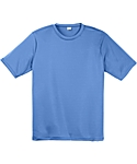 Mens Wicking Tee, 100% Polyester, 3.8oz