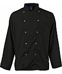 Men's Long Sleeve Active Chef Coat