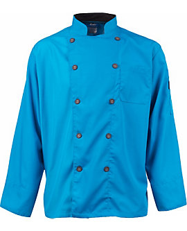 Men's Long Sleeve Active Chef Coat