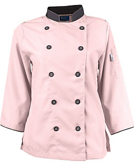 Women's ¾ Sleeve Active Chef Coat