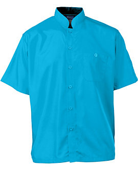 Mens Short Sleeve Active Chef Shirt