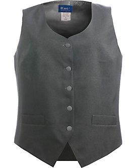 Womens Lightweight Poplin Vest