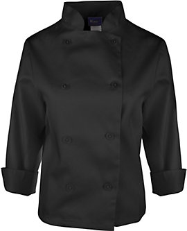 Childrens Classic Long Sleeve Chef Coat
