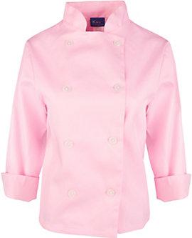 Childrens Classic Long Sleeve Chef Coat