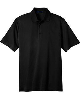 Mens Tech Pique Sport Shirt