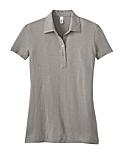 Womens Tech Slub Knit Sport Shirt, Clearance