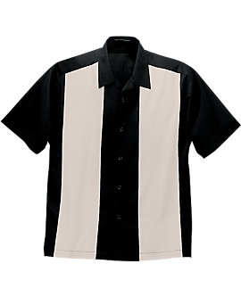 Mens Retro Camp Shirt