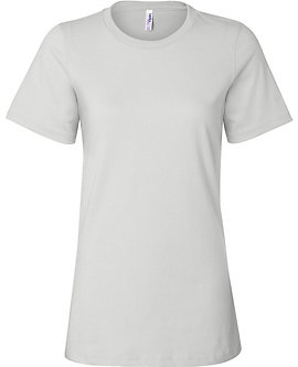 Womens Basic Tee, 4.2oz