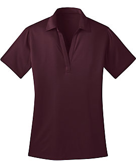 Womens Silk Touch Performance Sport Shirt