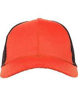 Polyester Cap with Mesh Back