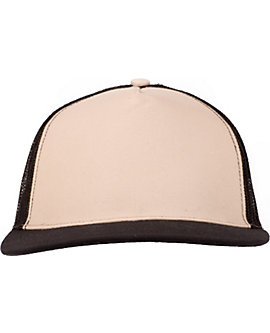 5 Panel Polyester Cap with Mesh Back