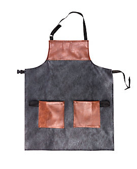 Adjustable Vinyl BBQ Apron