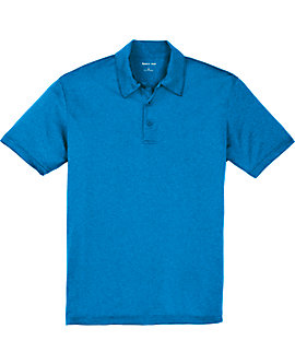 Men's Heather Contender Polo