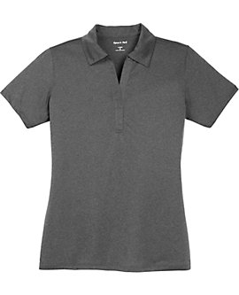 Women's Heather Contender Polo