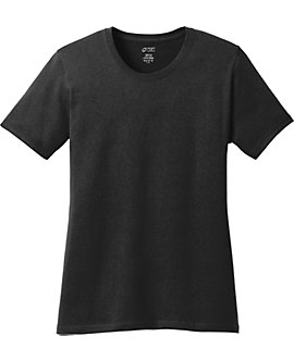 Women's Port & Company® 5.4oz T-Shirt