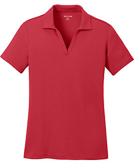 Womens PosiCharge RacerMesh Polo