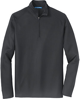 Mens Pinpoint Mesh Zip Jacket