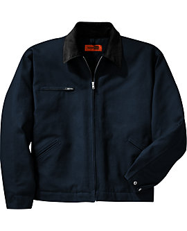 CornerStone® Mens Duck Cloth Work Jacket