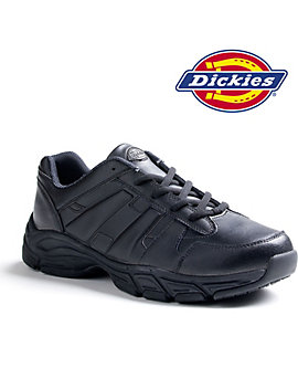 Dickies® Womens Slip Resisting Athletic Lace Work Shoes