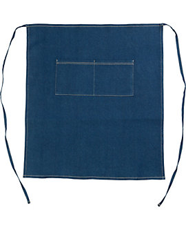 Denim Full Bistro Apron