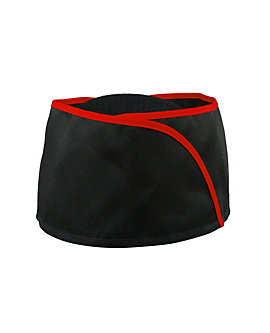 Contrast Trim Chef Hat
