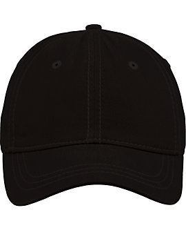 Thick Stitch Ball Cap. Nickel with Black Accent ab2898bedc2