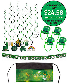 St Patrick's Day Combo Pack