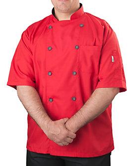 Short Sleeve Chef Coats