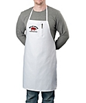 Bib Apron with Pencil Pocket