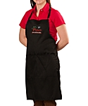 Adjustable Bib Apron, 32 inch
