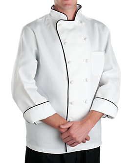 Off-White Chef Coat Executive Knot, Clearance