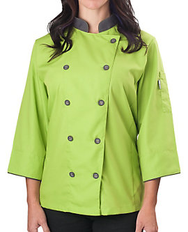 3/4 Sleeve Chef Coats