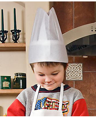 Childrens Non Woven Chef Hats Kngcom