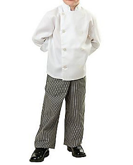 Kids Chef Coats & Pants
