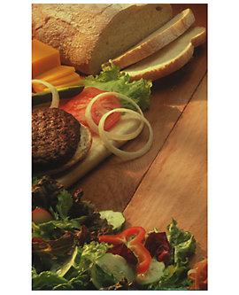Burger Insert Paper, 8.5X14