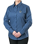 Womens Tonal Pattern Shirt